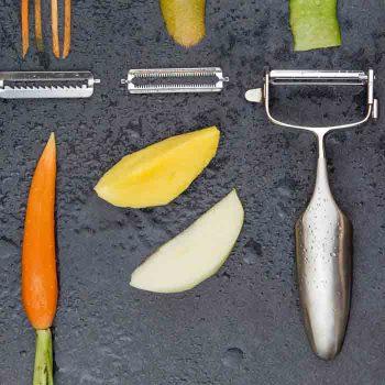 Sylvass grönsaksskalare från Global