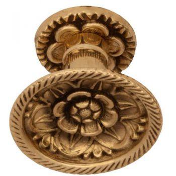 Skåpknopp Blomma från Sekelskifte