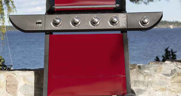 BBQ Evolution gasolgrill