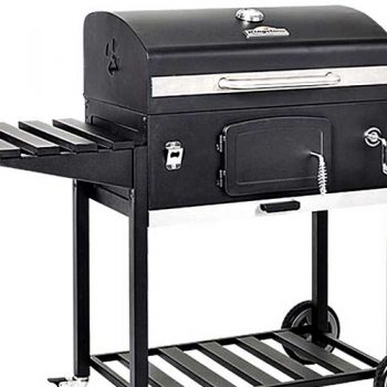 Grillvagnen Kingstone black angus